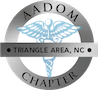 Triangle Area NC AADOM Chapter Logo