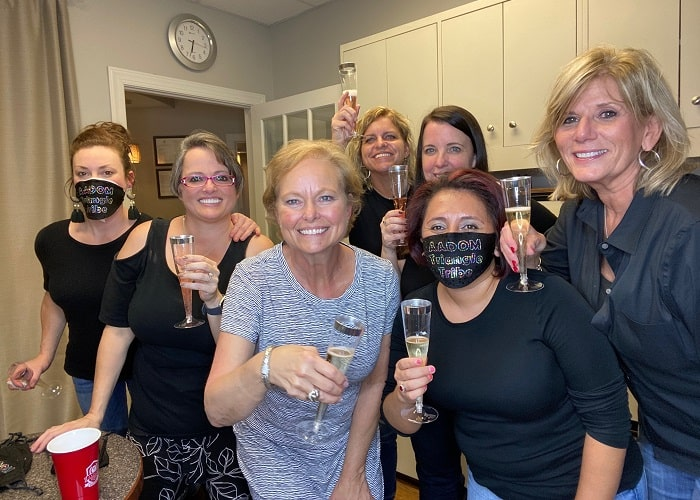 2020 AADOM Chapter of the Year celebration
